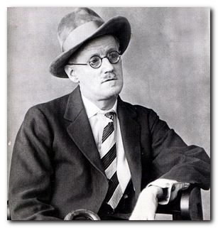 James Joyce - portrait