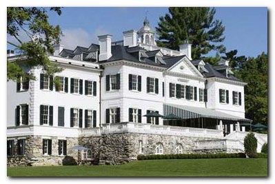 Edith Wharton's house - The Mount