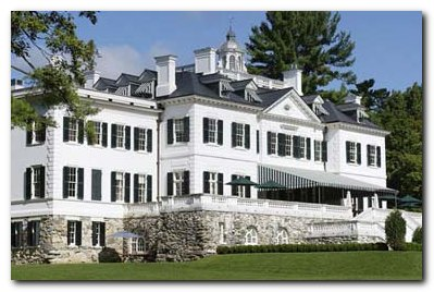 Edith Wharton's house - The Mount