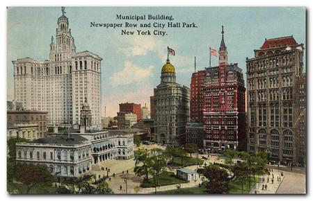 New York 1909