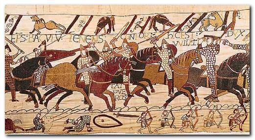 Bayeux Tapestry - analysing narratives
