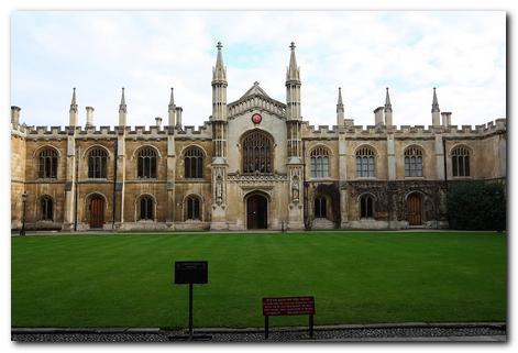 Cambridge - King's College