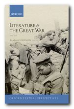 Literature and the Great War