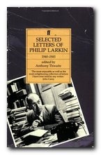 Philip Larkin letters