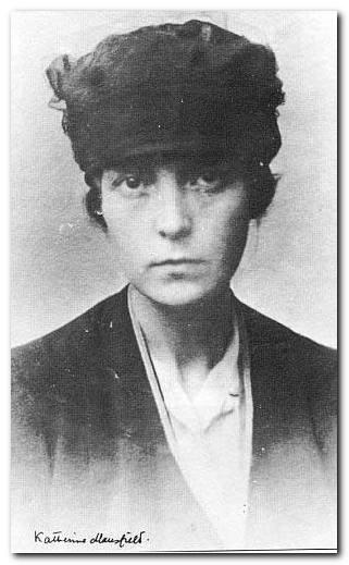 Katherine Mansfield criticism