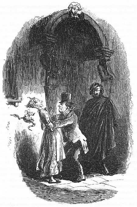 Little Dorrit Flintwinch