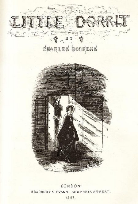 Little Dorrit title page