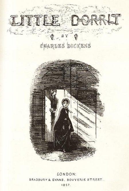 Little Dorrit title page