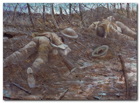 Richard Nevinson - Paths of Glory