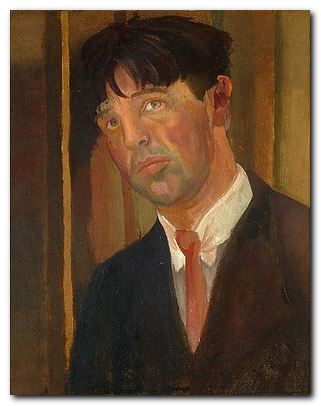 Stanley Spencer - self portrait